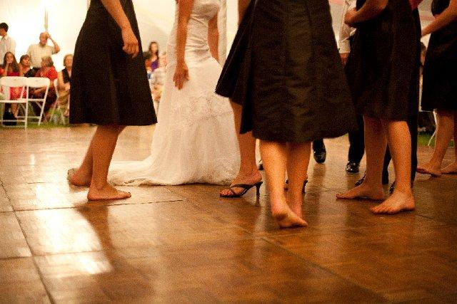 La Crosse Tent And Awning Dancefloor Photo Album