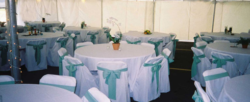 La Crosse Tent And Awning Chair Rentals And Chair Cover