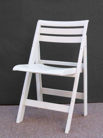 For An Informal Backyard Party Or Events Requiring 300 More Chairs We Recommend Our Basic The White Bistro And Wood Are