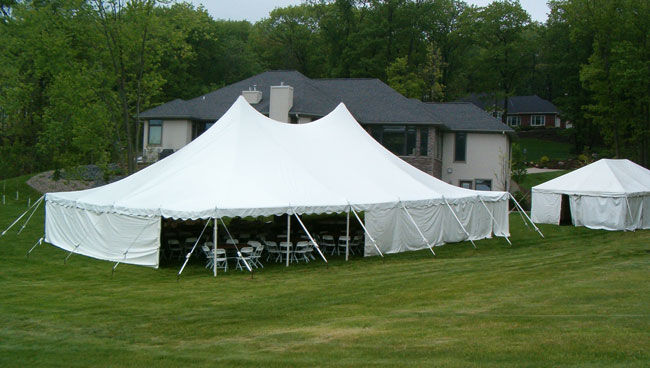 cheap for discount 0998e 80480 La Crosse Tent and Awning Sidewall Tent Rentals for Special ...